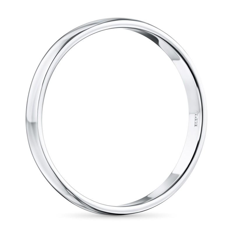 Кольцо из белого золота э0900кц05166300 (фото 4)