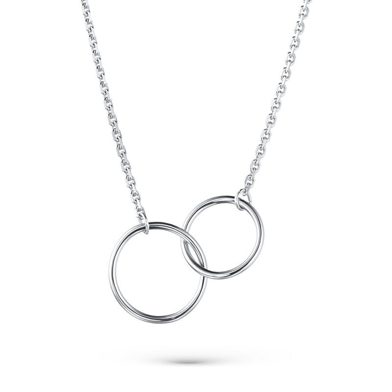 Колье из серебра э0600кл08200121