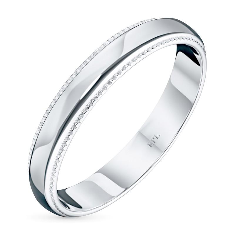 Кольцо из белого золота э0900кц03172600