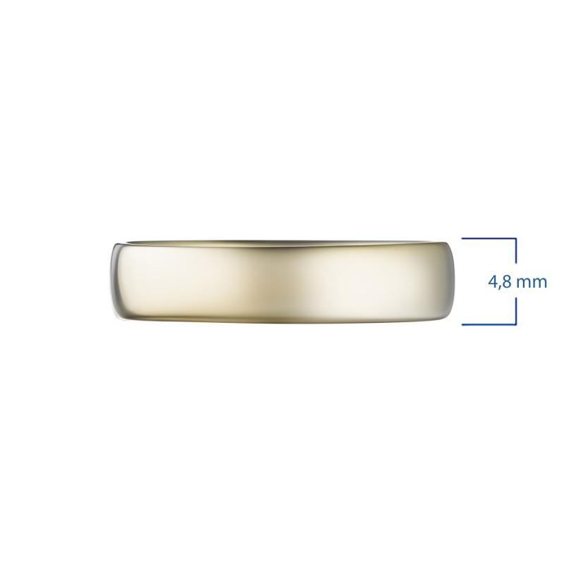 Кольцо из желтого золота э0300кц01161000 (фото 3)